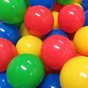 J-Kidz Joyful Balls 100 pieces