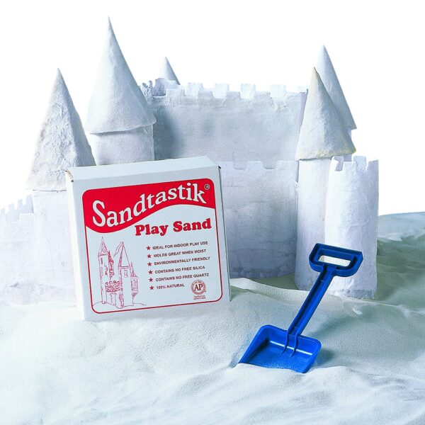 Sandtastik Sparkling White Play Sand
